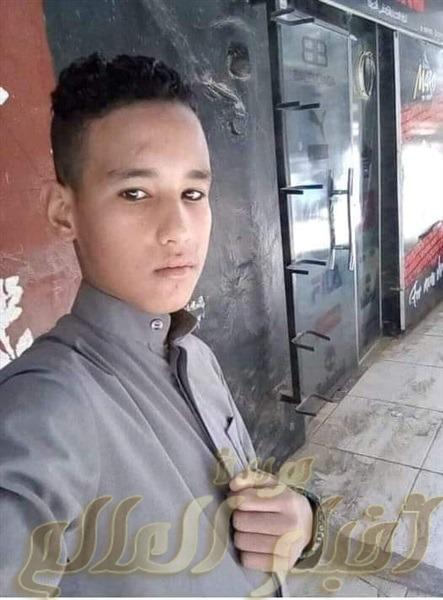 العثور على جثة شاب 15 سنه مقتول فى زراعات قرية مزاتة بدار السلام سوهاج