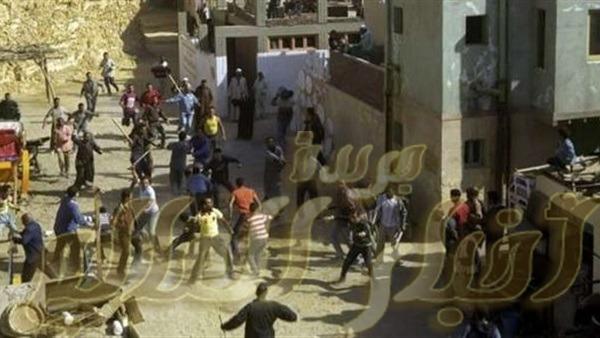 اصابة شقيقين فى مشاجرة بسبب خلافات الجوار فى قرية بالبلينا سوهاج