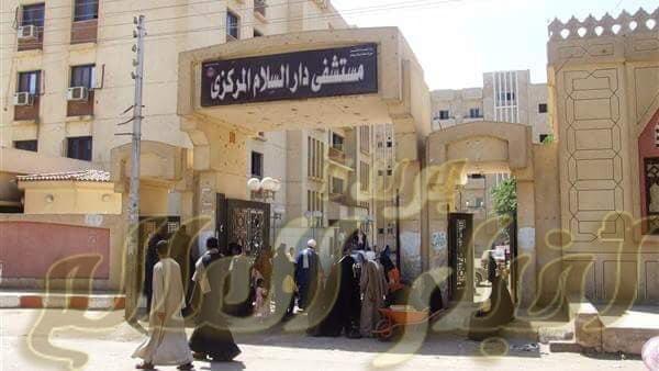 إصابة عامل بطلق ناري إثر تعدي شقيقه عليه بسبب خلافات على الميراث فى دار السلام سوهاج
