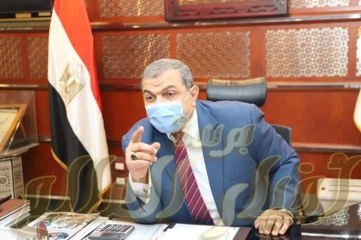بيان صادر عن وزارة القوى العاملة في إطار مبادرة حياة كريمة.