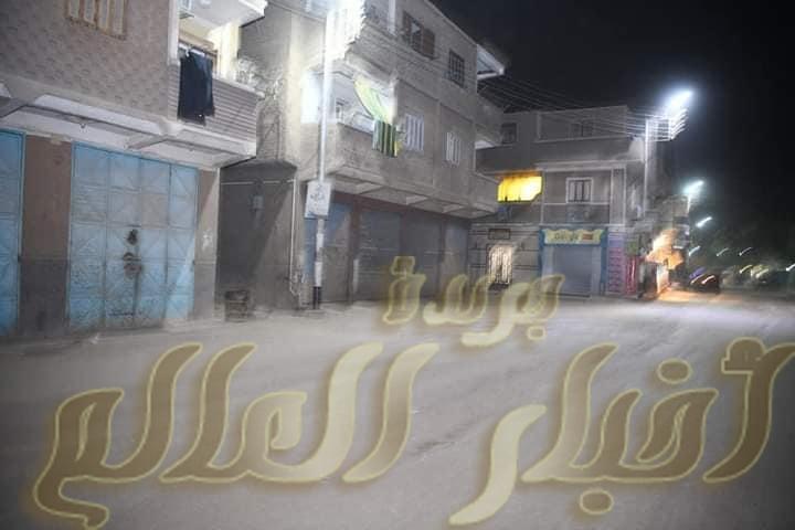 نائب محافظ قنا يتابع تنفيذ مواعيد الإغلاق الجديدة للمحال والمقاهي بمدينة قف
