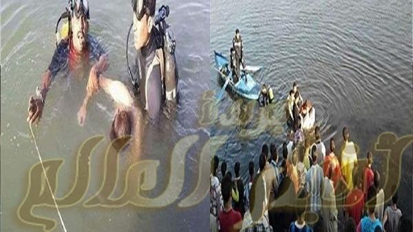 غرق ثلاث شباب بمياة النيل والترعة فى احتفالات شم النسيم اليوم بسوهاج
