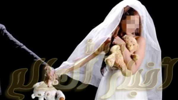 انقاذ طفلة فى الاعدادية من كارثة زواج مبكر فى اخميم سوهاج
